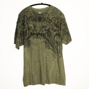 Rock & Republic Gray XL T-Shirt,